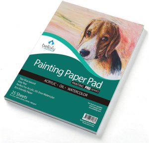 Bellofy Painting Paper Pad