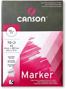 Canson Marker A4 pad
