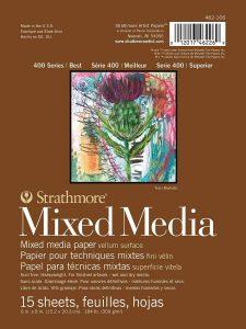 Mixed Media Pad