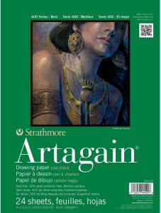 Strathmore 400 Series Artagain Pad