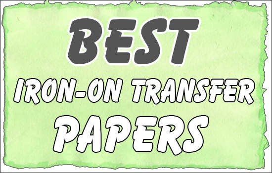Best Iron-on Transfer Paper