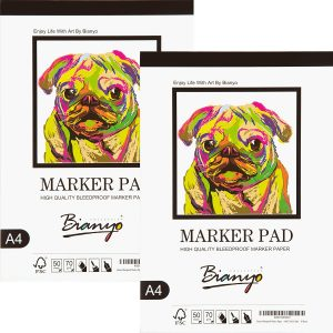 Bianyo Bleedproof Marker Paper