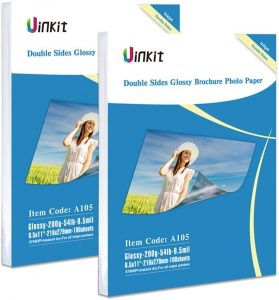 Double Sided Glossy Photo Paper
