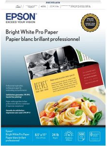 Epson Bright White Pro Paper