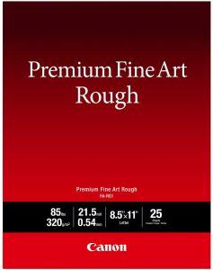 Fine Art Rough Paper