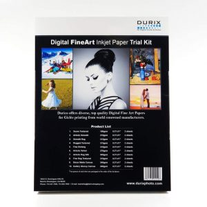 FineArt Trial Kit Inkjet Photo Paper