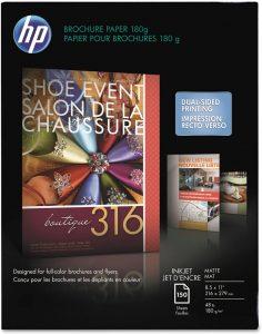 HP Inkjet Print