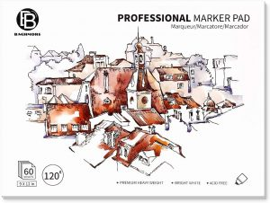 Marker Paper Pad