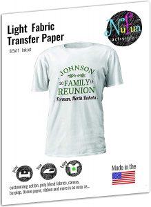 NuFun Activities Inkjet Printable