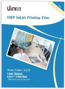 OHP Film Overhead