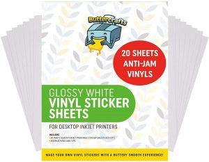 Printable Vinyl for Inkjet Printer