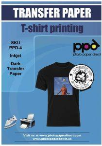 Shirt Transfers Paper