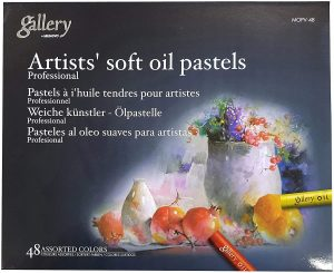 Soft Oil Pastels Set