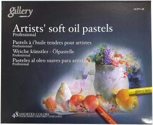 Soft Oil Pastels Set