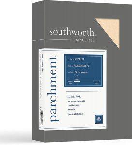 Southworth Parchment Paper