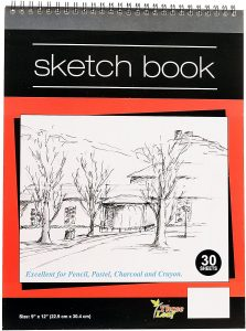Wired Sketch Book