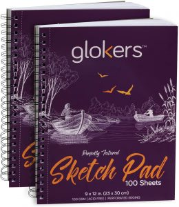 glokers Sketch Book