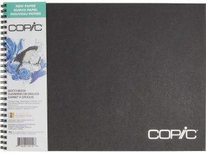 Copic Markers SKBK9X12 Sketch Book