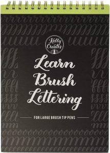 Kelly Creates Large Brush Book Paper Pad