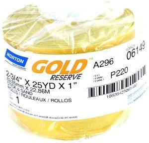 Norton Gold PSA Sandpaper