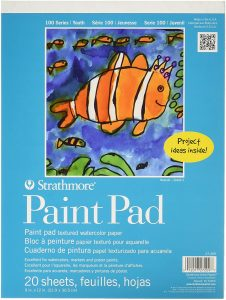 Strathmore 27-209 100 Series Youth Paint Pad