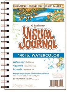 Strathmore 460-55 400 Series Visual Watercolor Journal