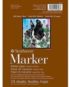 Strathmore 497-6 400 Series Marker Pad