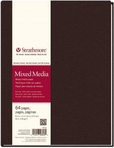 Strathmore 566-8 500 Series Hardbound Mixed Media Art Journal